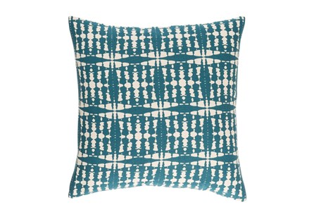 Accent Pillow-Jetson Teal 22X22 - Main