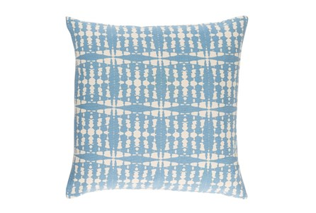 Accent Pillow-Jetson Blue 22X22
