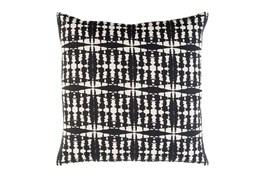 Accent Pillow-Jetson Black 22X22