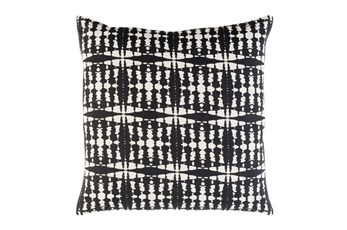 Accent Pillow-Jetson Black 22X22