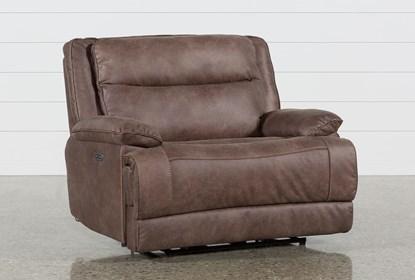 Pleasing Garland Bark Cuddler Power Recliner With Power Headrest Gamerscity Chair Design For Home Gamerscityorg