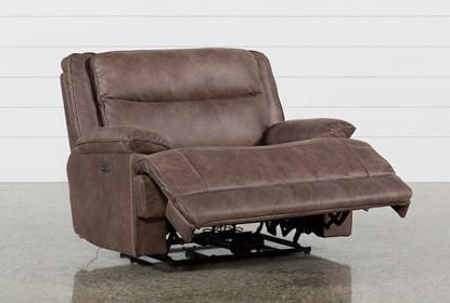 Wondrous Garland Bark Cuddler Power Recliner With Power Headrest Gamerscity Chair Design For Home Gamerscityorg