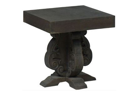 Masonry Accent Table