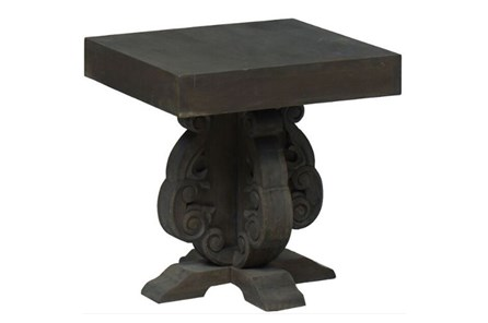 Masonry Accent Table - Main