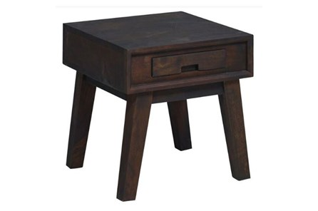 Milnor Accent Table - Main