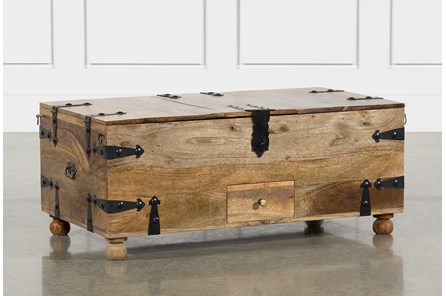 Rectangular Barbox Coffee Table