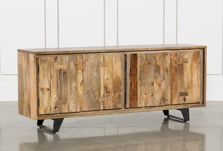 Moraga Live Edge 8 Door Sideboard
