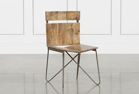 Moraga Live Edge Dining Chair