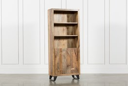 Moraga Live Edge Bookcase