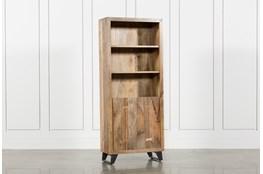 Moraga Live Edge Bookcase