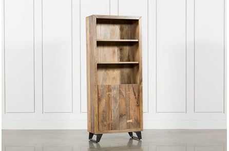 Moraga Live Edge Bookcase - Main
