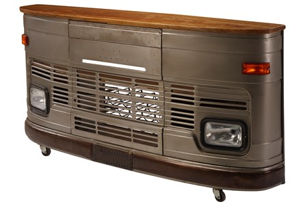 Transfer Truck Bar