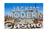 Picture-45X30 Jackpot Modern - Signature