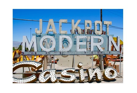 Picture-36X24 Jackpot Modern