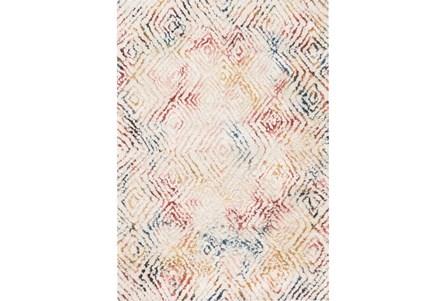 93X117 Rug-Justina Blakeney Folkore Ivory/Prism