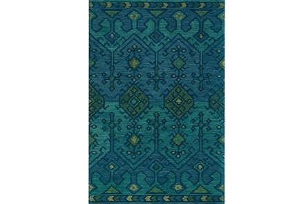 60X90 Rug-Justina Blakeney Gemology Green/Teal - Main