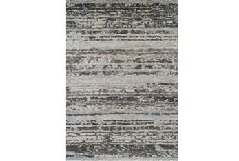 """8'2""""x10' Rug-Cosmic Grey/Blue"""