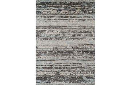 98X120 Rug-Cosmic Grey/Blue