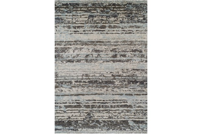 98X120 Rug-Cosmic Grey/Blue - 360