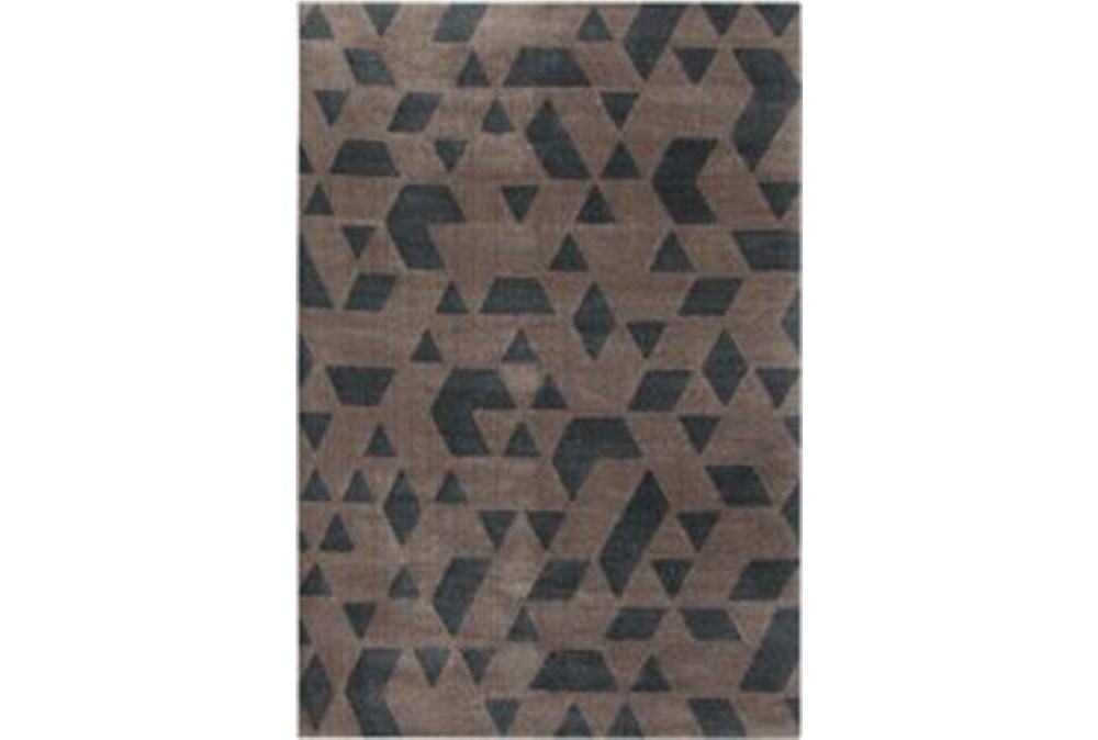 94X120 Rug-Park Place Copper