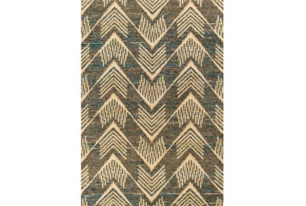 94X146 Rug-Niall Arrows Smoke