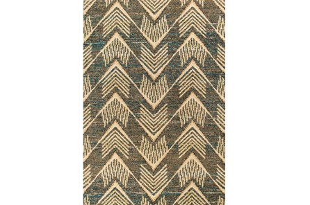 94X146 Rug-Niall Arrows Smoke - Main