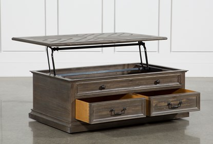 Laurent Lift Top Coffee Table Living Spaces