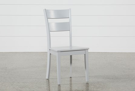 Lindy Dove Grey Side Chair