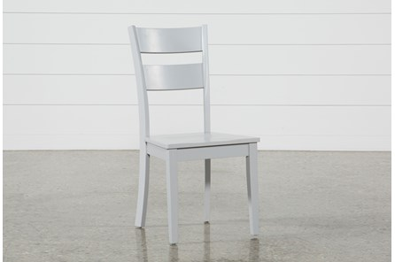 Lindy Dove Grey Side Chair - Main