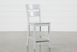 Lindy Dove Grey Counterstool