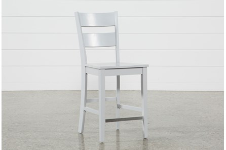 Lindy Dove Grey Counterstool - Main