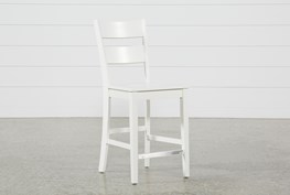 Mandy Paper White Counterstool