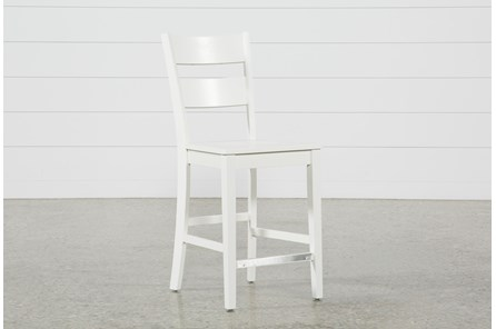 Mandy Paper White Counterstool - Main