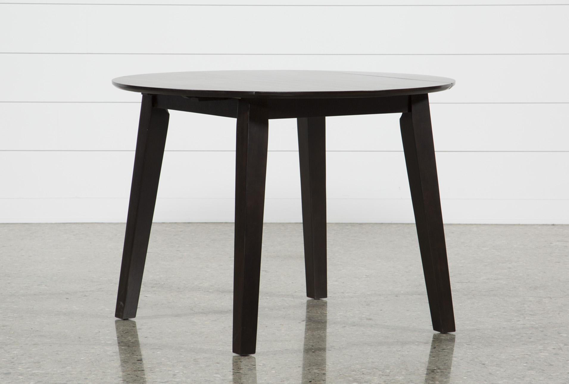 Moxy Espresso Round Dining Table   360