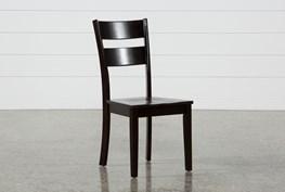 Moxy Espresso Side Chair