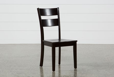 Moxy Espresso Side Chair
