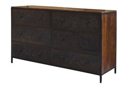 Kawad 6 Drawer Dresser