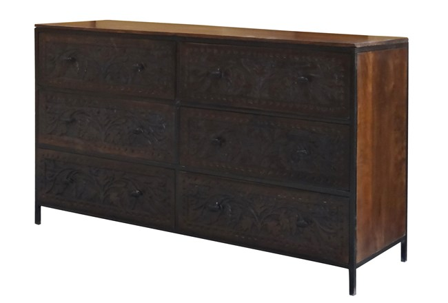 Kawad 6 Drawer Dresser - 360