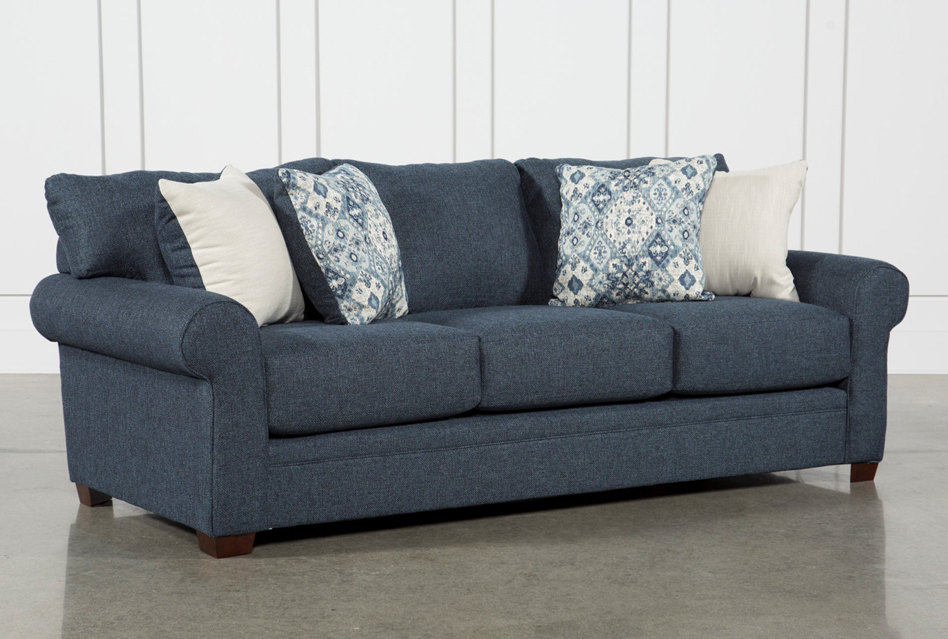 pleasurable designer sofa throws. Cameron Sofa Fabric Sofas  Couches Free Assembly with Delivery Living Spaces