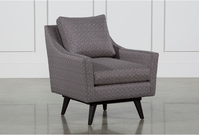 swivel accent chairs for living room. Mitchell Swivel Accent Chair  360 Living Spaces