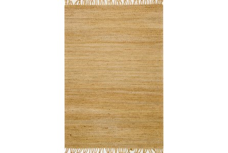 93X117 Rug-Magnolia Home Drake Natural By Joanna Gaines