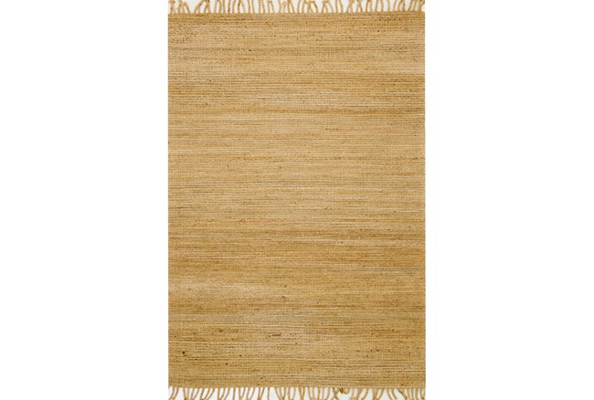 93X117 Rug-Magnolia Home Drake Natural By Joanna Gaines - 360