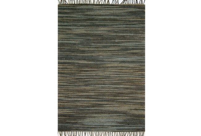 93X117 Rug-Magnolia Home Drake Storm By Joanna Gaines - 360