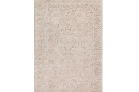 94X126 Rug-Magnolia Home Ella Rose Natural/Natural By Joanna Gaines