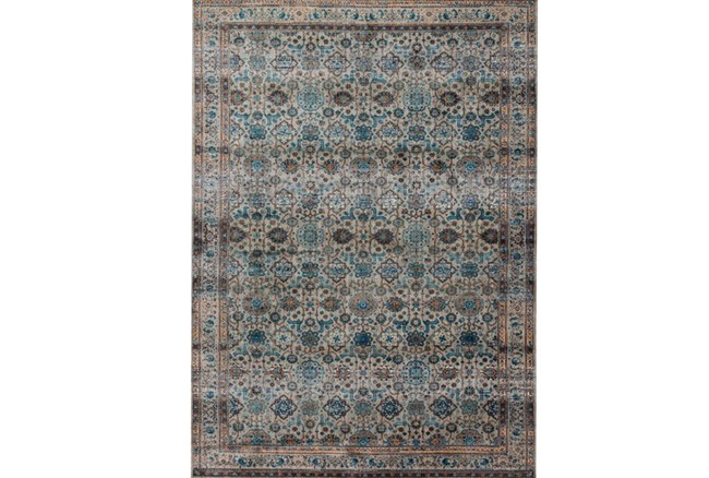 63X92 Rug-Magnolia Home Kivi Fog/Multi By Joanna Gaines - 360