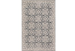 60X90 Rug-Magnolia Home Lotus Fog/Beige By Joanna Gaines