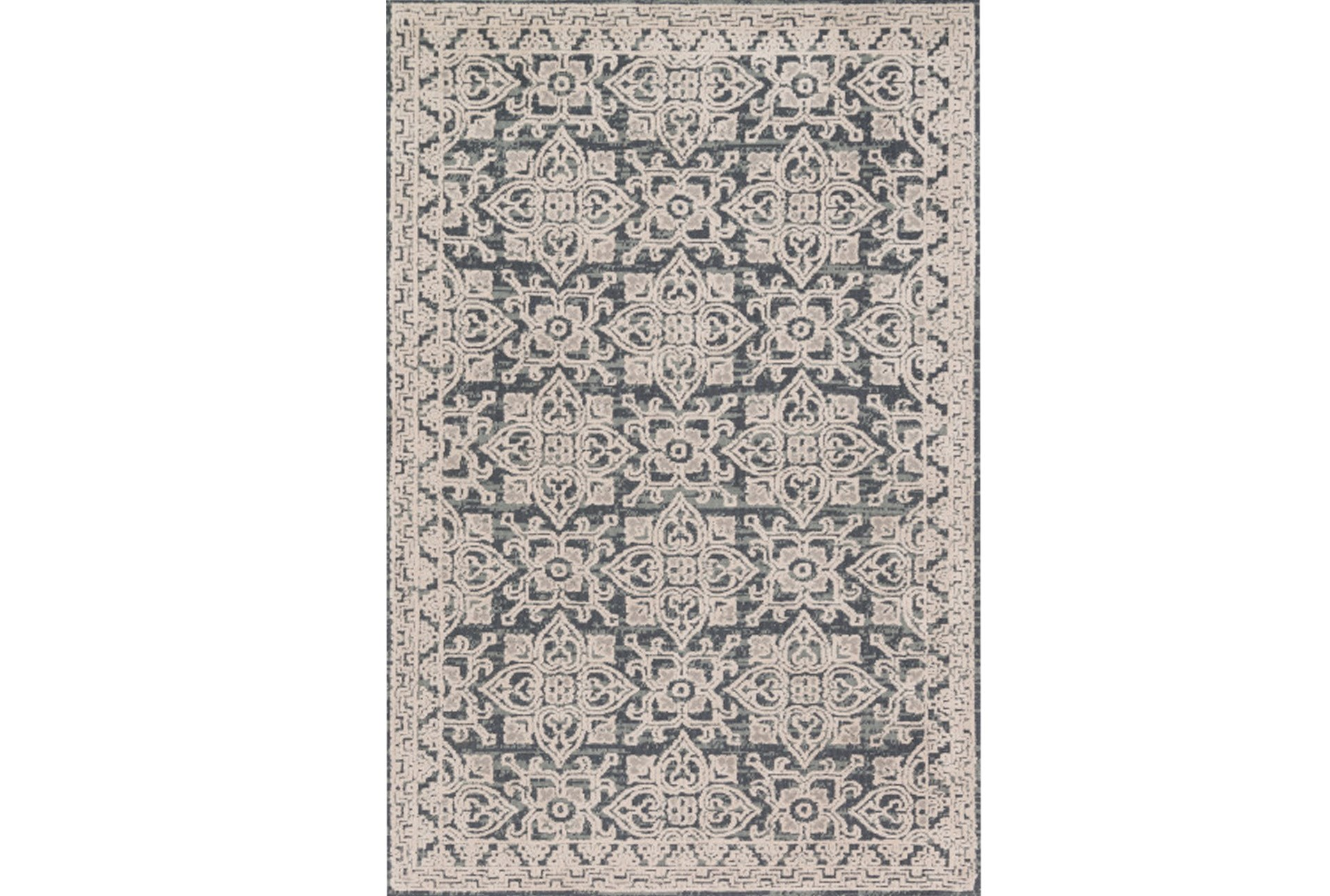 93x117 Rug Magnolia Home Lotus Fog Beige By Joanna Gaines Living