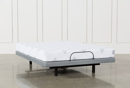 Spectrum Queen Mattress W/Revive 2000 Adjustable Base