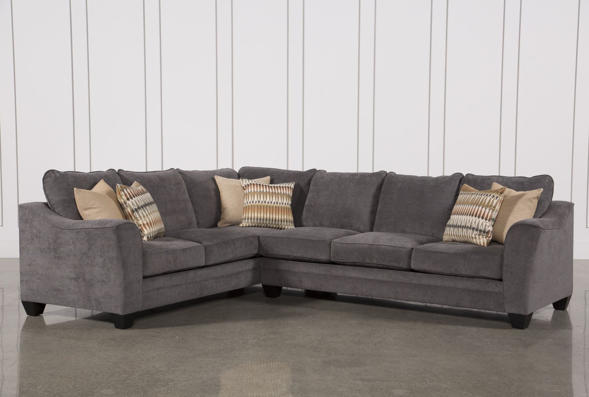Mesa foam 2 piece sectional qty 1 has been successfully added to your cart