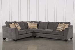 Mesa Foam 2 Piece Sectional